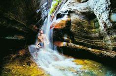Cachoeira da Angélica, Chapada Diamantina.