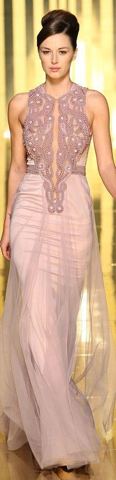 #MillionDollarShoppersAndrea  Mireille Dagher 2013 haute couture