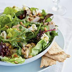 Lemon Thyme Chicken Salad