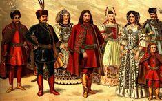 Szlachta węgierska XVII wiek