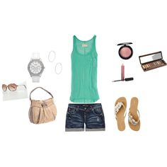 Summer Outfit,