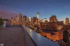 $18,000,000 Manhattan Penthouse With 360 Degree Terrace