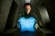 Loki finding out he is a frost giant.