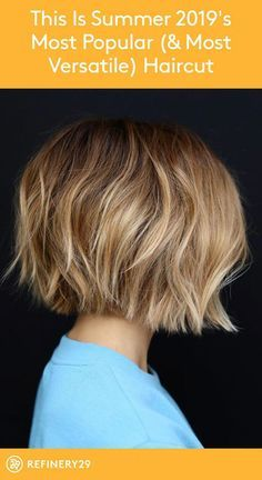 Bob Hairstyles For Round Face, Bob Hairstyles With Bangs, Layered Bob Hairstyles, Haircut For Thick Hair, Modern Hairstyles, Casual Hairstyles, Latest Hairstyles, Celebrity Hairstyles, Weave Hairstyles