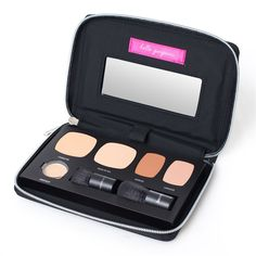 Bare Minerals Ready To Go Complexion Palette Fairly Light Bare Minerals, Ready To Go, Palette, Blush, Beige, Makeup, Beauty, Make Up, Pallet