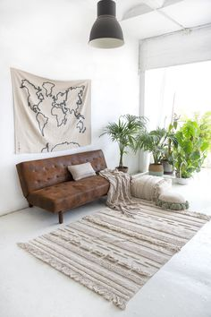 Lorena Canals Washable Air Natural Rug for - Machine washable. Worldwide Shipping/Free delivery to Ireland & UK Lorena Canals Teppich, Lorena Canals Rugs, White Rug, White Area Rug, Washable Area Rugs, New Home Designs, Natural Rug, New Homes, Carpet