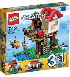 28,90e Lego 31010 Puumaja | Karkkainen.com verkkokauppa