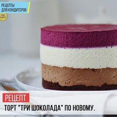 Видео уроки приготовления тортов от профессионалов