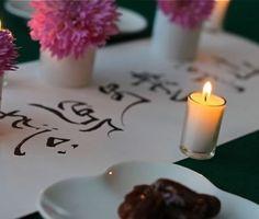 Great blog on ramadan crafts deco and food