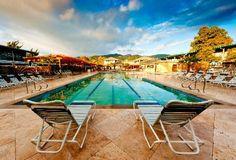 Calistoga Spa Hot Springs- My bones need to soak!