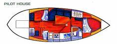 Tayana pilot house 37