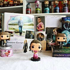 Hermione everywhere! Instagram by @reviews_of_a_bookworm featuring Happy Piranha's Haryr Potter inspired Amortentia love potion scented candle.  #Hermione #HarryPotter #Hogwarts #Bookish #Bookstagram #Geeky #Magic #candles #scentedcandles #bookishmerch