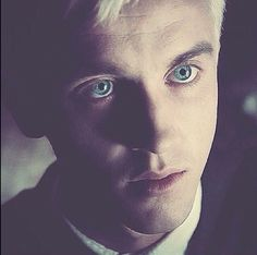 Draco Malfoy; This picture just captures me, so hypnotic... then I die