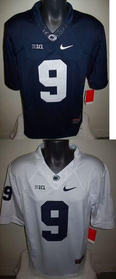 16bda9f4c College-NCAA 24541  Penn State Nittany Lions  9 Trace Mcsorley Sewn Jersey