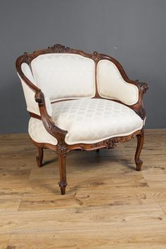 Antique Victorian Chair - Foter