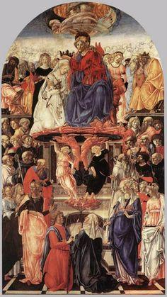 Francesco di Giorgio Martini (1439 – 1501) Pinacoteca Nazionale di Siena