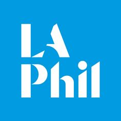 New Logo and Identity for LA Phil by TBWAChiatDay LA