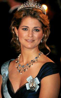 Princess Madeleine Nobel 2006