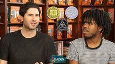 Matt de la Pena and Christian Robinson interview regarding Newbery Award winning…