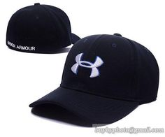 UNDER ARMOUR HEATGEAR STRETCH FIT CAP Flexfit HAT 001 06f9fa8bb9b
