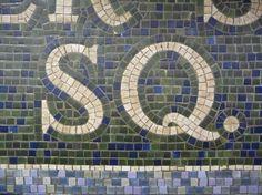 mosaic subway - Google Search