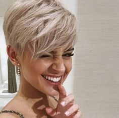 Short Hairstyles 2018 – 24
