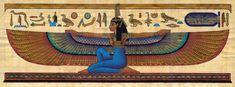 Maàt | ... ma at 80cm x 30cm £ 12 95 egyptian art papyrus painting maat was