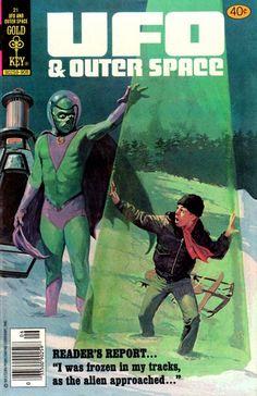 Homenzinhos verdes não são mais o que costumavam ser, e ainda bem, não é mesmo? Antigamente havia uma aura de terror relacionado a qualquer evento OVNI.