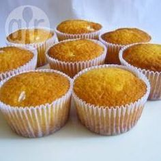 Sponge cupcakes @ allrecipes.co.uk