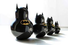 Batman Babushka dolls!