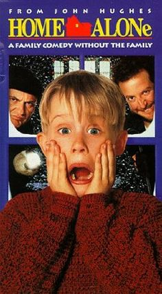 PG ~ Comedy, Family = Home Alone - 1990 '1992'