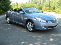 Toyota Solara ~ I want one of these