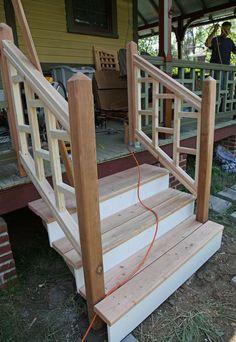 Best Diy Wooden Porch Handrail Ideas Wood Railing And 640 x 480