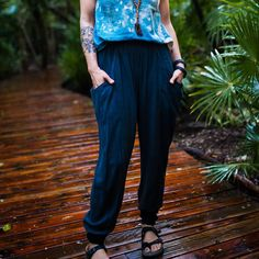 Arenite Pants from Sew Liberated