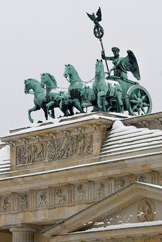 ~Brandenburger Tor | Brandenburg Gate | Flickr - Photo Sharing!