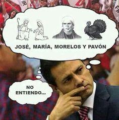 #José María Morelos #Humor y risa #peña nieto
