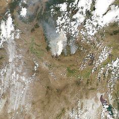 Ils font partie des gros feux de l'été aux Etats-Unis. Ils ont été baptisés Pony Complex, Elk Complex ou Beaver Creek Fire. Causé par des impacts de foudre, l'incendie de Beaver Creek s'est déclaré le 7 août en milieu de journée. Le 23 août, plus de 1000 pompiers luttaient encore contre ces gigantesques incendies qui dévastent la végétation à proximité de la station de ski de la petite ville de Sun Valley.