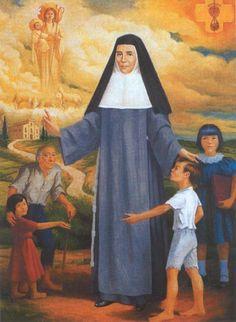 Beata María Ana Mogas Fontcuberta 1827-1886