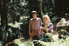 Rope-swinging sunshine for the king and queen of Terabithia. ♥♥♥♥♥