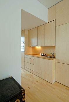 Genialt i liten leilighet - Supervegg i liten leilighet - Rom123 Small Space, Divider, Room, Furniture, Home Decor, Small Spaces, Bedroom, Decoration Home, Room Decor