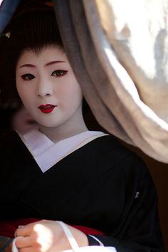 まめ春 : Now and Here / Geiko Mameharu-san