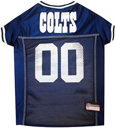 Pets First Indianapolis Colts Mesh Jersey, X-Large * Read more reviews of the product by visiting the link on the image.