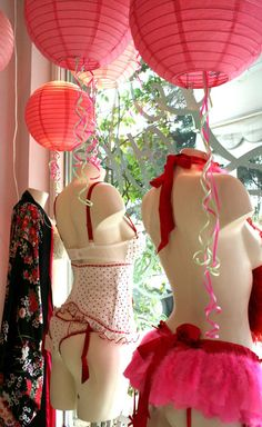 One of the many feelings evoked by my favorite color PINK! Retail Merchandising, My Favorite Color, Pretty In Pink, Personal Style, Display Window, Boutique Ideas, Shop Fronts, Booth Ideas, Fashion Outfits
