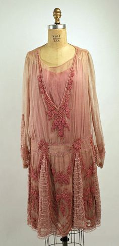 Dress, 1926, The Metropolitan Museum of Art