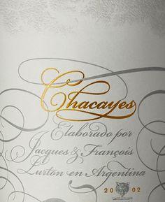 Calligraphic detail