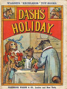 Dash's Holiday, 1880