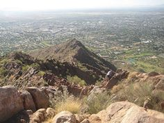 The best way to start your day in Scottsdale is to get out on a vigorous hike up Camelback Mountain.  The views are spectacular and the exercise is free.  Get there early if you want to find a place to park.  Once parking is full, you're out of luck.