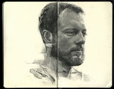 Thomas Cian has amazing drawing skills. I would love to be able to draw the way that he does. #drawing #fineart #art