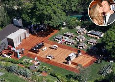 House Tour: Jennifer Aniston & Justin Theroux's Modern Bel Air Mansion | The Well Appointed House Blog