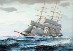 корабль картина - Buscar con Google